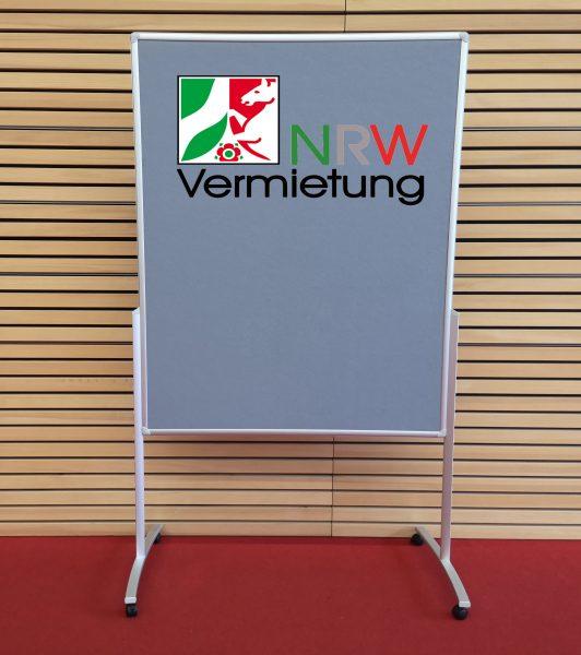 Pinnwand als Design Funktionswand ab 20 € mieten