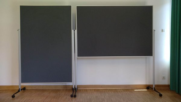 Pinnwand XL als Hochformat sowie Querformat ab 25€ mieten