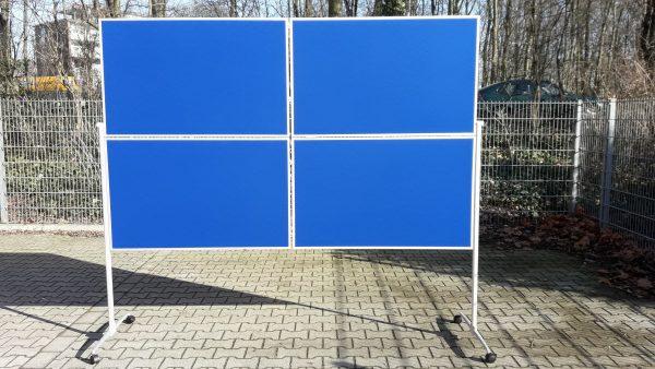 Pinnwand XXL (Blue Business Design) ab 40 € mieten