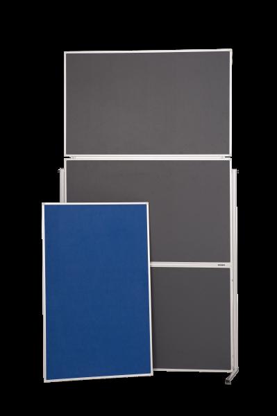 Pinnwand (Version Sichtschutz) Bodentief und 230cm Hoch – Anfragepreis