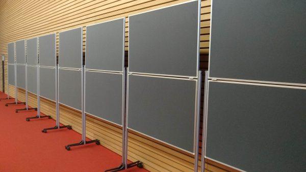 Stellwand (Business Version) mieten – Trennwand ab 17 € mieten